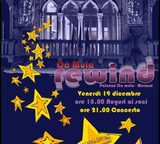 Palazzo da Mula Rewind